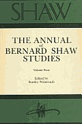 Shaw: The Annual of Bernard Shaw Studies, Vol. 4