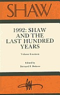Shaw Annual 14 Shaw & The Last Hundred Y