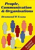 People, Communications, & Organisations