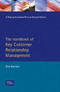 Handbook Of Key Customer Relationship Manage