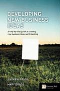 Developing New Business Ideas