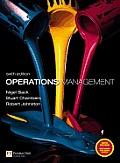Operations Management Nigel Slack, Robert Johnston, Stuart Chambers