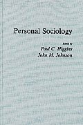 Personal Sociology