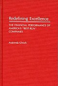 Redefining Excellence: The Financial Performance of America's Best-Run Companies
