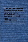 The 1992 Presidential Election in the South