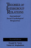 Theories of Intergroup Relations: International Social Psychological Perspectives, 2nd Edition