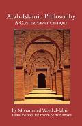 Arab-Islamic Philosophy: A Contemporary Critique