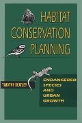 Habitat Conservation Planning Endanger