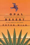 Opal Desert Explorations of the American Southwest