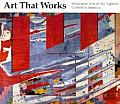 Art That Works: The Decorative Arts of the Eighties, Crafted in America