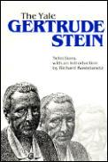 Yale Gertrude Stein