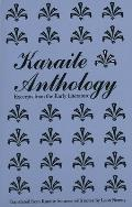 Karaite Anthology: Excerpts from the Early Literature
