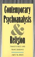Contemporary Psychoanalysis & Religion Transference & Transcendence