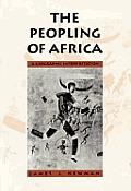 Peopling Of Africa A Geographic Interpretation