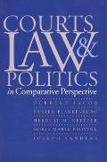 Courts Law & Politics in Comparative Perspective