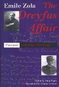Dreyfus Affair Jaccuse & Other Writings