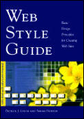 Web Style Guide 1st Edition Basic Design Principles