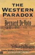 Western Paradox A Conservation Reader