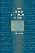 New Handbook Of Literary Terms