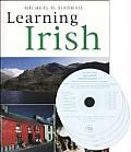 Learning Irish Text with 4 Audio CDs