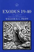 Exodus 19-40: A New Translation with Introduction and Commentary