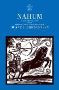 Nahum A New Translation with Introduction & Commentary