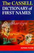 Cassell Dictionary Of First Names