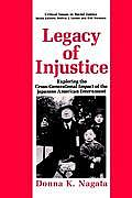 Legacy of Injustice: Exploring the Cross-Generational Impact of the Japanese American Internment