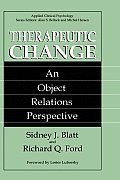 Therapeutic Change: An Object Relations Perspective