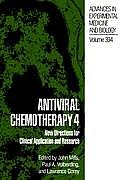 Antiviral Chemotherapy 4: New Directions for Clinical Application and Research