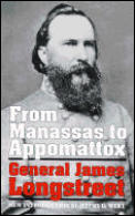 From Manassas to Appomattox Memoirs of the Civil War in America