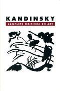 Kandinsky Complete Writings on Art