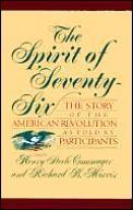 Spirit Of Seventy Six Story Of American