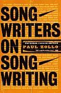 Songwriters On Songwriting Expanded 4th Edition