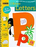 I Know Letters Preschool Step Ahead