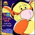 Pooh Just Be Nice & Not Too Rough