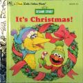 It's Christmas! Sesame Street