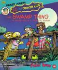 Swamp Thing Magic Days Books