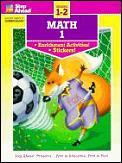 Math 1 Grades 1 2 Step Ahead