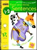 Sentence Building 1, Grades 1-2: Workbook