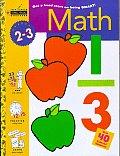 Math 2 Grades 2 3 Step Ahead Workbook