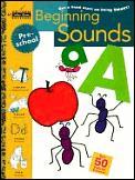 Abc Beginning Sounds Preschool Step Ahea