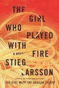 The Girl Who Played with Fire: Millennium 2