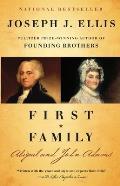 First Family Abigail & John Adams