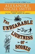 Unbearable Lightness Of Scones