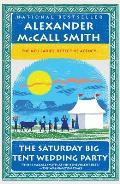 The Saturday Big Tent Wedding Party: No. 1 Ladies' Detective Agency 12