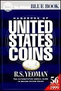 Handbook Of United States Coins 1999