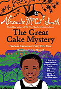 Great Cake Mystery Precious Ramotswes Very First Case Precious Romotswe Mystery 01