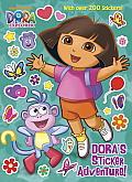 Dora's Sticker Adventure!