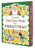 Favorite Little Golden Books for Christmas 5-Book Boxed Set: The Animals' Christmas Eve; The Christmas Story; The Little Christmas Elf; The Night Befo